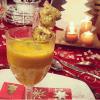 Scharfe Ingwer-Kürbissuppe mit Garnele