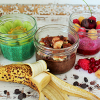 Busy Girls Breakfast - Chia Pudding