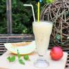 Honigmelonen-Joghurt-Smoothie