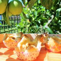 Apfel-Blätterteig-Tartelettes