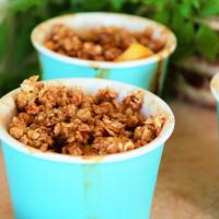 Apfel-Knusper-Muffins