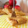 gesunder Apfelkuchen vom Blech