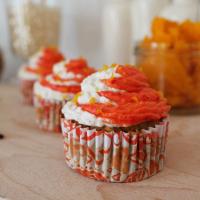 Pumpkin-Pie Cupcakes
