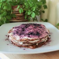 Joghurt-Pancakes
