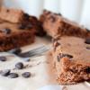 gesunder Schoko-Brownie-Kuchen