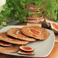 Feigen-Pancakes