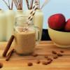 Apple Pie Smoothie - Wenn man zu viele Äpfel zu Hause hat...