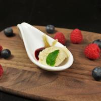 Bayerische Creme Eis - der Klassiker in neuem Gewand