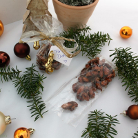 Weihnachtsmarktklassiker: Gebrannte Mandeln