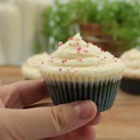 Honig-Lavendel-Cupcakes