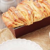 Apfel-Zimt-Zupfbrot - kross und luftig zugleich