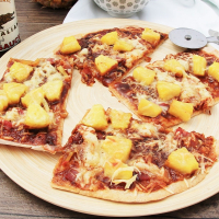 Barbecue Hawaii Pizza