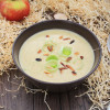 Apfel-Chili-Suppe