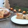 Bratapfelkuchen mit Marzipan und Gewinnspiel