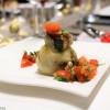 Zucchini-Türmchen im Knuspermantel