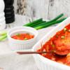Überbackene Gnocchi mit Tomaten-Sahne-Sauce
