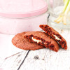 Schokocookies mit flüssigem Kern
