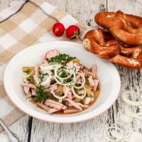 Bayerischer Wurstsalat - Passend zur Wiesn