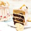 Geburtstagstorte mit Keksteig - Cookie-Dough-Cake + Gewinnspiel