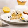 Zitronen-Cupcakes mit Schokochip-Frosting