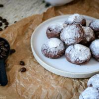 Schoko-Kaffee-Kekse - Passend für´s ganze Jahr!