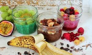 Busy Girls Breakfast – Chia Pudding