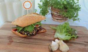 Quinoa-Pattie – vegetarische Burgervariante
