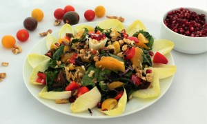 Wintersalat – Lecker fruchtig in der kalten Jahreszeit