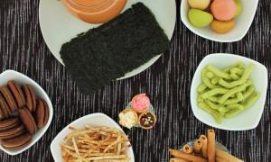 Thai Snacks – Überraschungsbox aus Thailand