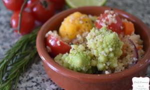 Couscous-Gemüsesalat [Gastbeitrag]