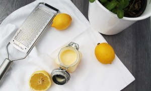 Lemon Curd – Zitronencreme