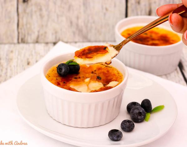 Crème brûlée – goldbraune Schönheit