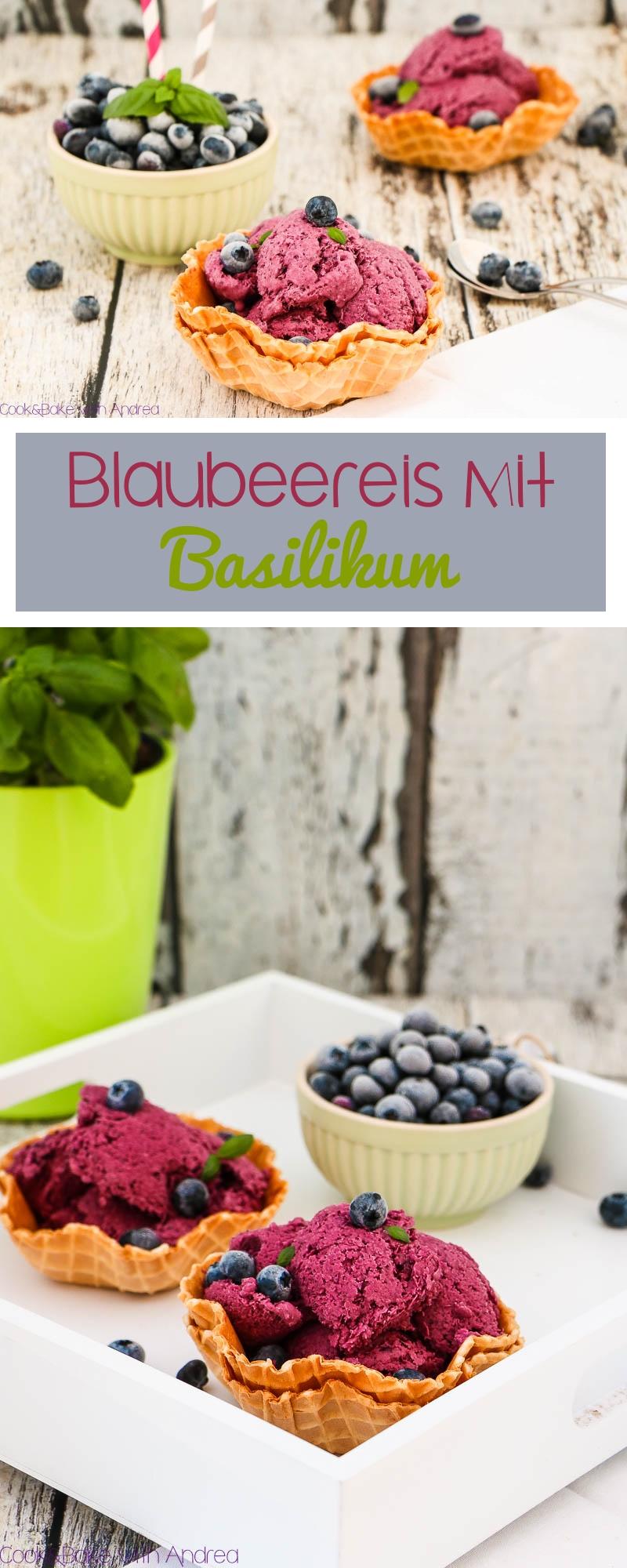 Beeren eignen sich meiner Meinung nach besonders gut im Eis, deswegen wird euch dieses Rezept für Blaubeereis sicher zusagen, sollte ihr Fan von Beeren sein.