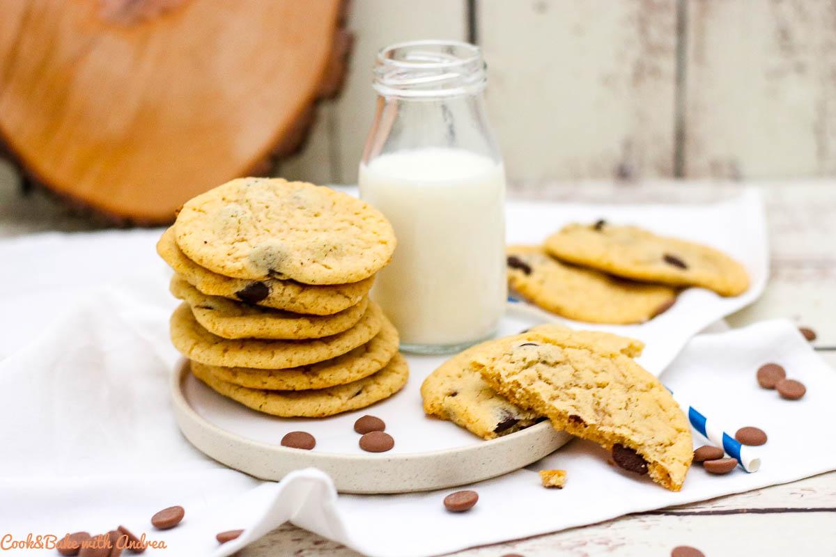 Die allerbesten Chocolate-Chip-Cookies
