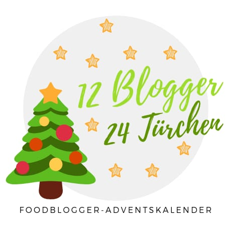 Cook and Bake with Andrea - Foodblogger-Adventskalender 2018 - 12 Blogger - 2 Türchen - www.candbwithandrea.com