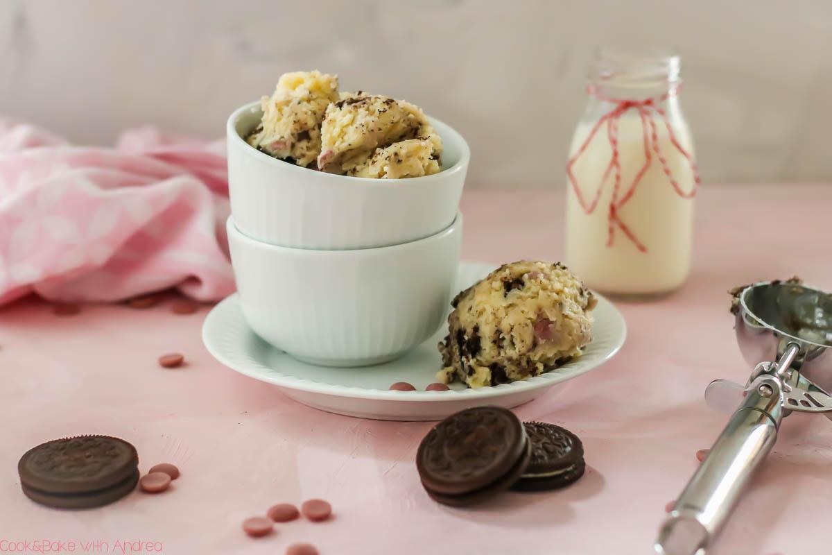 Keksteig Zum Naschen Und Backen Cookie Dough C B With Andrea